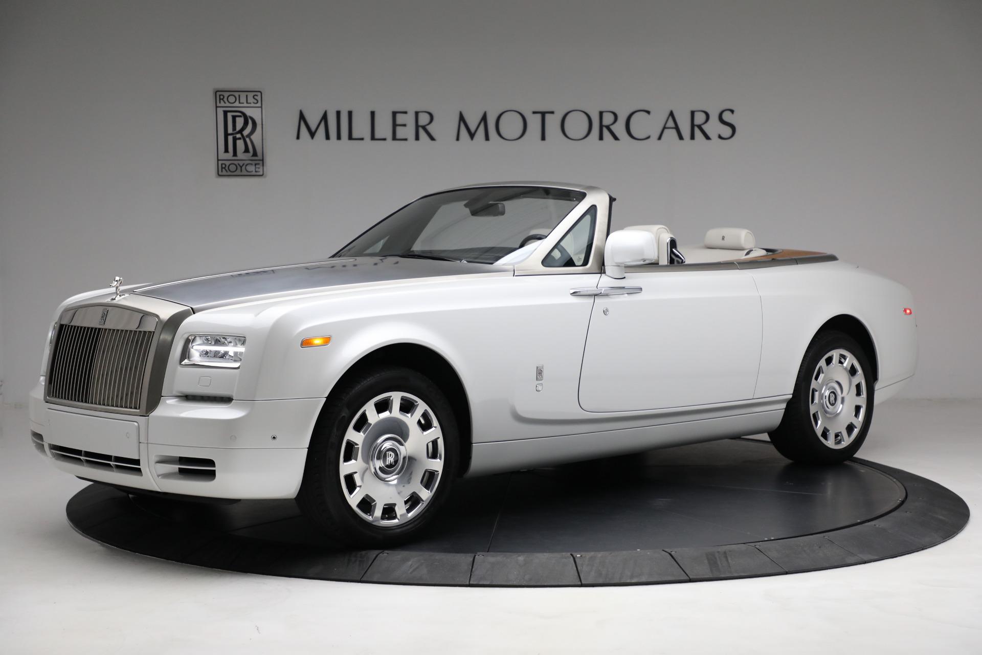 Used 2017 Rolls-Royce Phantom Drophead Coupe for sale $379,900 at Alfa Romeo of Westport in Westport CT 06880 1