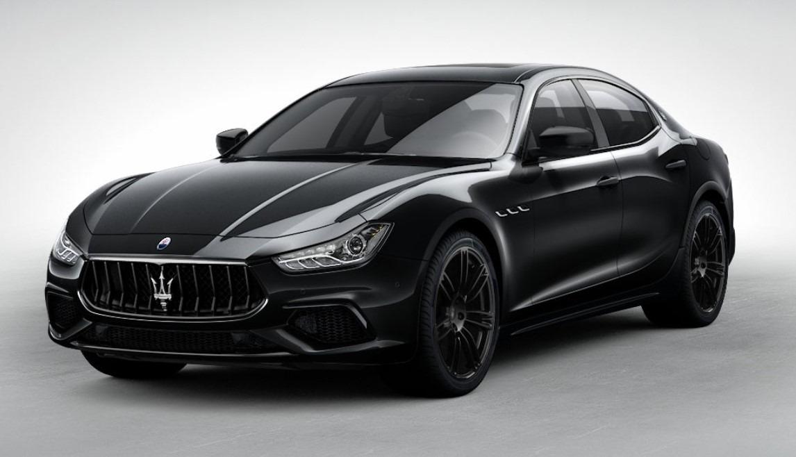 New 2021 Maserati Ghibli SQ4 for sale $91,244 at Alfa Romeo of Westport in Westport CT 06880 1