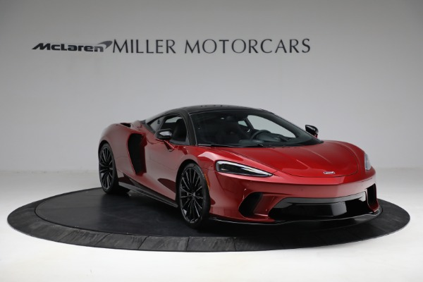 New 2021 McLaren GT for sale $217,275 at Alfa Romeo of Westport in Westport CT 06880 10