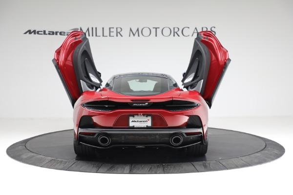 New 2021 McLaren GT for sale $217,275 at Alfa Romeo of Westport in Westport CT 06880 16
