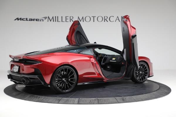 New 2021 McLaren GT for sale $217,275 at Alfa Romeo of Westport in Westport CT 06880 17