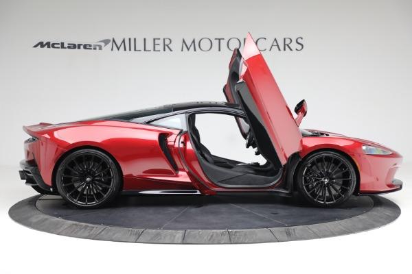 New 2021 McLaren GT for sale $217,275 at Alfa Romeo of Westport in Westport CT 06880 18