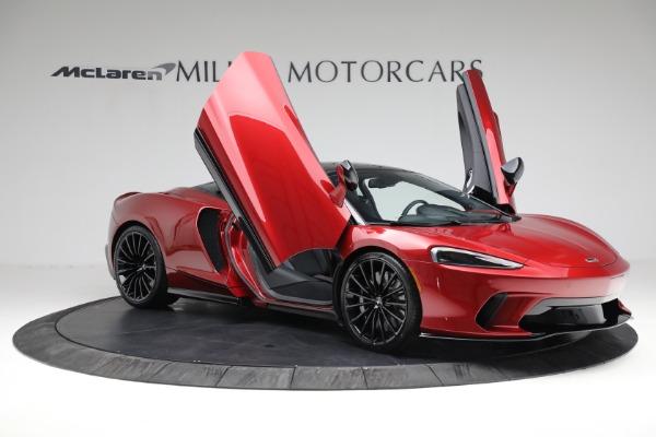 New 2021 McLaren GT for sale $217,275 at Alfa Romeo of Westport in Westport CT 06880 19