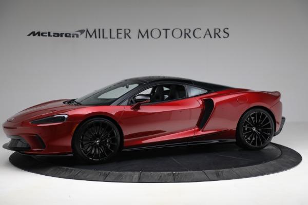 New 2021 McLaren GT for sale $217,275 at Alfa Romeo of Westport in Westport CT 06880 2