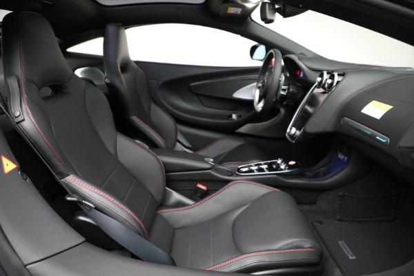 New 2021 McLaren GT for sale $217,275 at Alfa Romeo of Westport in Westport CT 06880 24