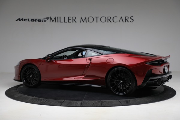 New 2021 McLaren GT for sale $217,275 at Alfa Romeo of Westport in Westport CT 06880 4