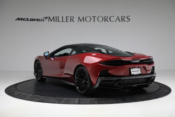 New 2021 McLaren GT for sale $217,275 at Alfa Romeo of Westport in Westport CT 06880 5