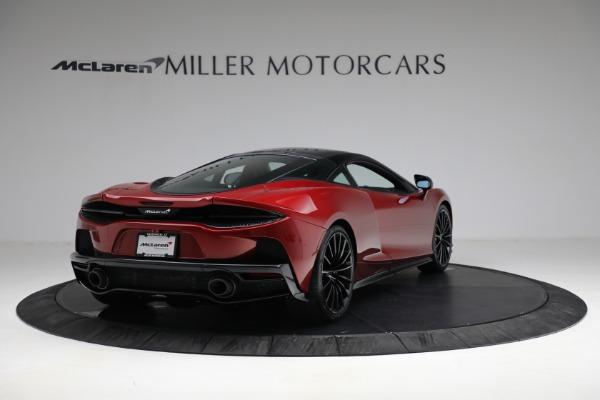 New 2021 McLaren GT for sale $217,275 at Alfa Romeo of Westport in Westport CT 06880 7