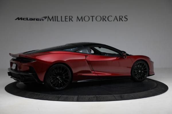 New 2021 McLaren GT for sale $217,275 at Alfa Romeo of Westport in Westport CT 06880 8