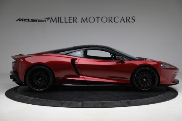 New 2021 McLaren GT for sale $217,275 at Alfa Romeo of Westport in Westport CT 06880 9
