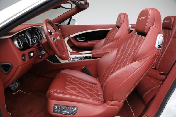 Used 2015 Bentley Continental GT Speed for sale $145,900 at Alfa Romeo of Westport in Westport CT 06880 19