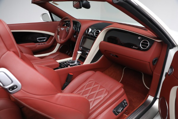Used 2015 Bentley Continental GT Speed for sale $145,900 at Alfa Romeo of Westport in Westport CT 06880 20