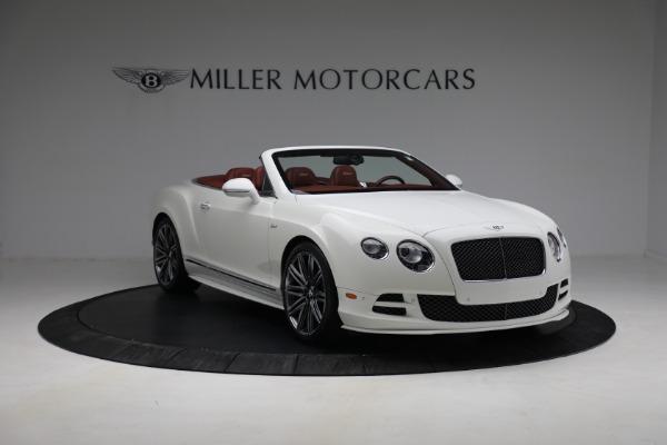 Used 2015 Bentley Continental GT Speed for sale $145,900 at Alfa Romeo of Westport in Westport CT 06880 9