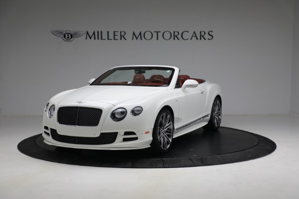 Used 2015 Bentley Continental GT Speed for sale $145,900 at Alfa Romeo of Westport in Westport CT 06880 1