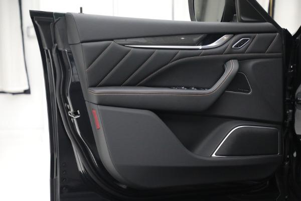 New 2021 Maserati Levante S GranSport for sale $105,849 at Alfa Romeo of Westport in Westport CT 06880 13