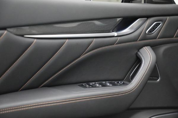 New 2021 Maserati Levante S GranSport for sale $105,849 at Alfa Romeo of Westport in Westport CT 06880 14