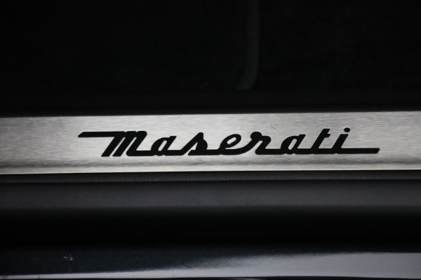 New 2021 Maserati Levante S GranSport for sale $105,849 at Alfa Romeo of Westport in Westport CT 06880 16