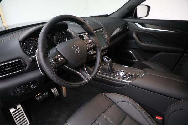 New 2021 Maserati Levante S GranSport for sale $105,849 at Alfa Romeo of Westport in Westport CT 06880 17