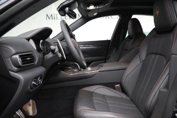 New 2021 Maserati Levante S GranSport for sale $105,849 at Alfa Romeo of Westport in Westport CT 06880 18