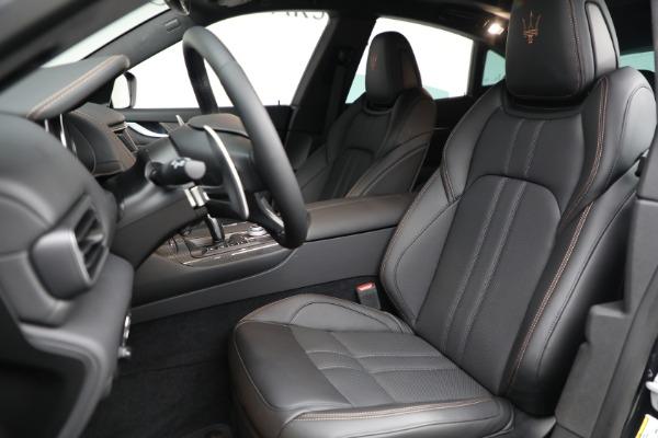 New 2021 Maserati Levante S GranSport for sale $105,849 at Alfa Romeo of Westport in Westport CT 06880 19