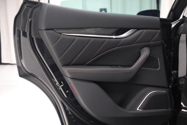 New 2021 Maserati Levante S GranSport for sale $105,849 at Alfa Romeo of Westport in Westport CT 06880 25