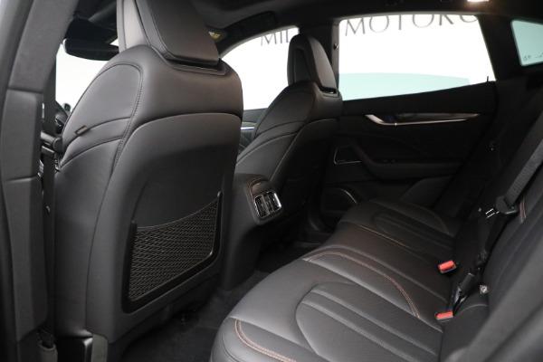 New 2021 Maserati Levante S GranSport for sale $105,849 at Alfa Romeo of Westport in Westport CT 06880 26