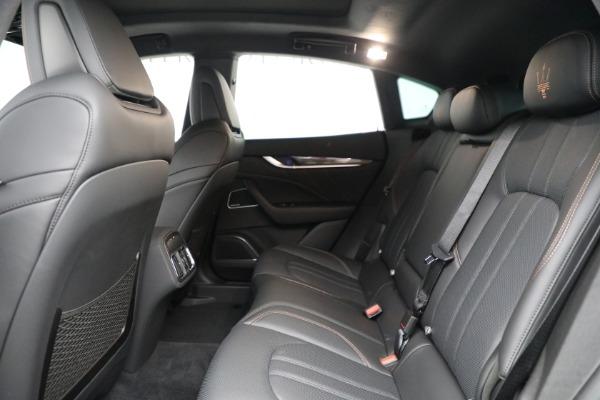New 2021 Maserati Levante S GranSport for sale $105,849 at Alfa Romeo of Westport in Westport CT 06880 27