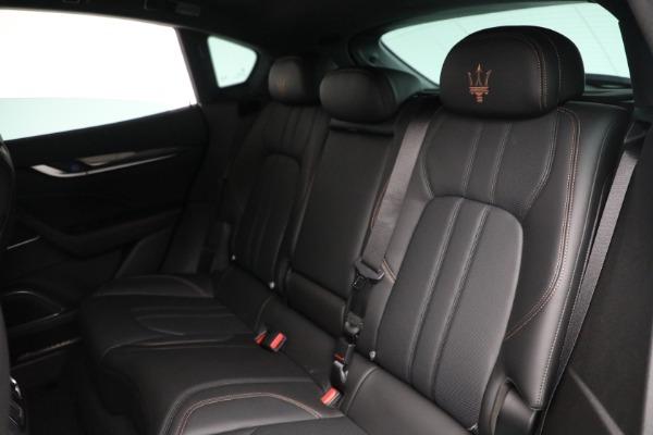 New 2021 Maserati Levante S GranSport for sale $105,849 at Alfa Romeo of Westport in Westport CT 06880 28
