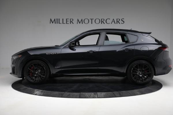 New 2021 Maserati Levante S GranSport for sale $105,849 at Alfa Romeo of Westport in Westport CT 06880 3