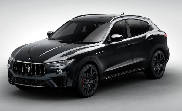 New 2021 Maserati Levante for sale $87,625 at Alfa Romeo of Westport in Westport CT 06880 1
