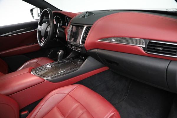 Used 2018 Maserati Levante GranSport for sale Call for price at Alfa Romeo of Westport in Westport CT 06880 12