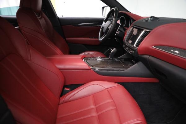 Used 2018 Maserati Levante GranSport for sale Call for price at Alfa Romeo of Westport in Westport CT 06880 13
