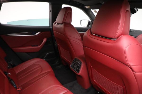 Used 2018 Maserati Levante GranSport for sale Call for price at Alfa Romeo of Westport in Westport CT 06880 14