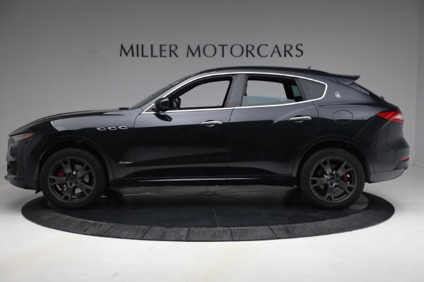 Used 2018 Maserati Levante GranSport for sale Call for price at Alfa Romeo of Westport in Westport CT 06880 3