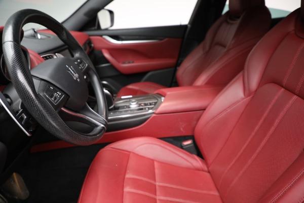 Used 2018 Maserati Levante GranSport for sale Call for price at Alfa Romeo of Westport in Westport CT 06880 9