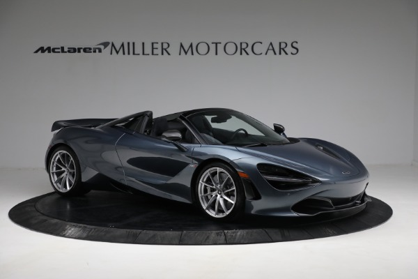Used 2020 McLaren 720S Spider for sale $334,900 at Alfa Romeo of Westport in Westport CT 06880 10