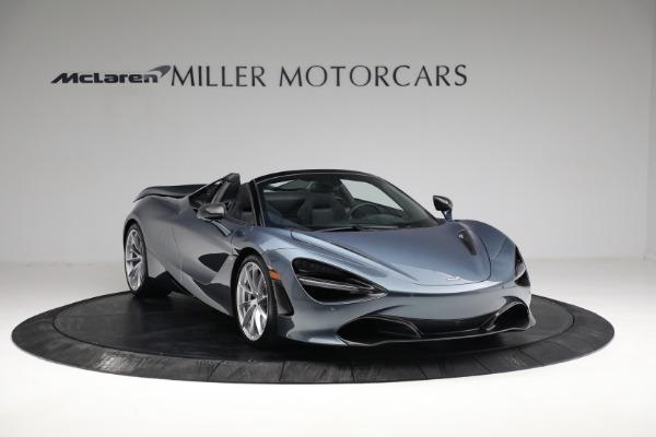 Used 2020 McLaren 720S Spider for sale $334,900 at Alfa Romeo of Westport in Westport CT 06880 11