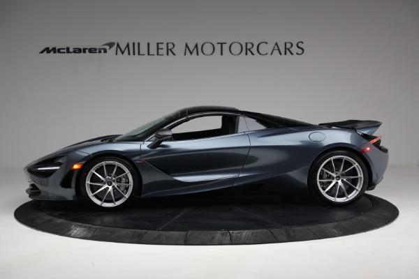 Used 2020 McLaren 720S Spider for sale $334,900 at Alfa Romeo of Westport in Westport CT 06880 16