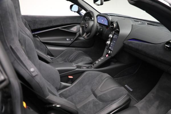 Used 2020 McLaren 720S Spider for sale $334,900 at Alfa Romeo of Westport in Westport CT 06880 27