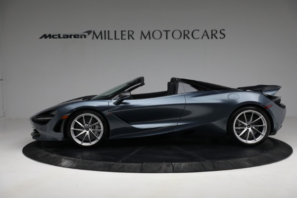 Used 2020 McLaren 720S Spider for sale $334,900 at Alfa Romeo of Westport in Westport CT 06880 3