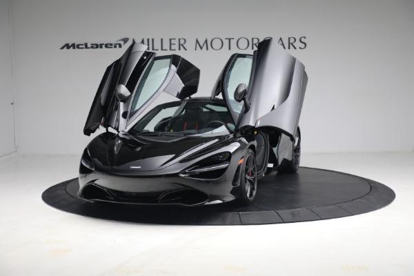 New 2021 McLaren 720S Performance for sale $344,500 at Alfa Romeo of Westport in Westport CT 06880 15