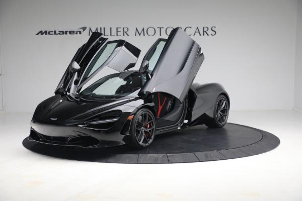 New 2021 McLaren 720S Performance for sale $344,500 at Alfa Romeo of Westport in Westport CT 06880 16