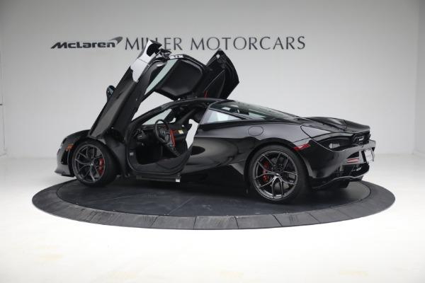 New 2021 McLaren 720S Performance for sale $344,500 at Alfa Romeo of Westport in Westport CT 06880 19