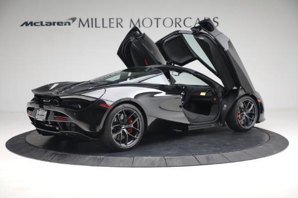 New 2021 McLaren 720S Performance for sale $344,500 at Alfa Romeo of Westport in Westport CT 06880 23