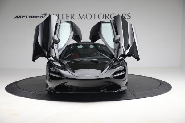 New 2021 McLaren 720S Performance for sale $344,500 at Alfa Romeo of Westport in Westport CT 06880 27