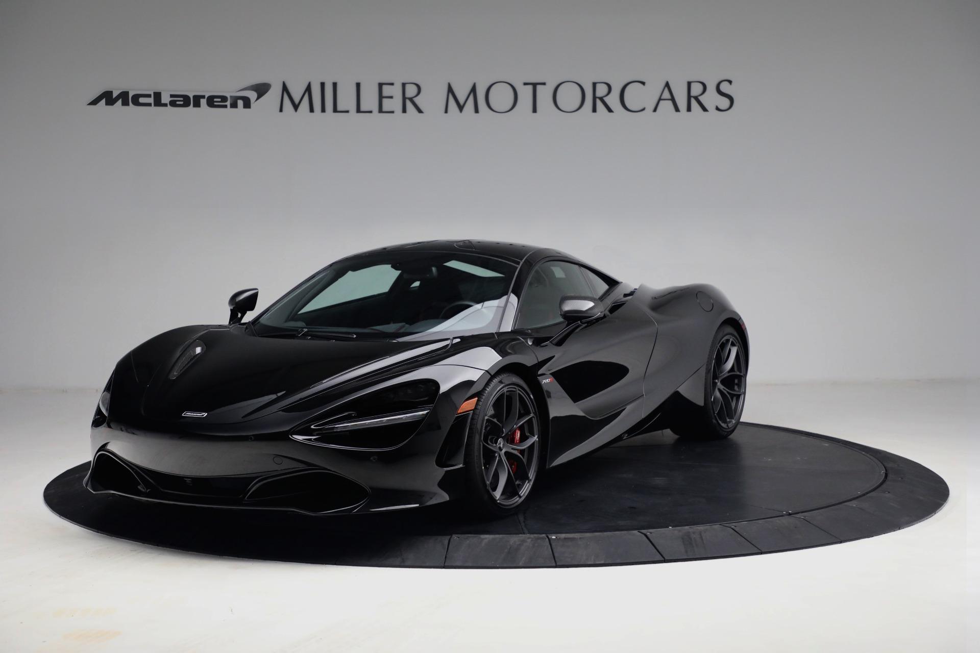 New 2021 McLaren 720S Performance for sale $344,500 at Alfa Romeo of Westport in Westport CT 06880 1