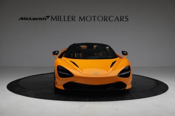 New 2021 McLaren 720S Spider for sale $378,110 at Alfa Romeo of Westport in Westport CT 06880 12