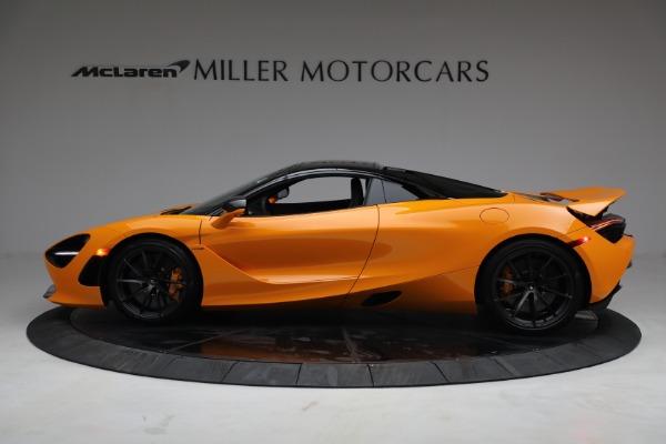 New 2021 McLaren 720S Spider for sale $378,110 at Alfa Romeo of Westport in Westport CT 06880 16