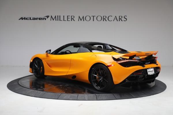 New 2021 McLaren 720S Spider for sale $378,110 at Alfa Romeo of Westport in Westport CT 06880 17