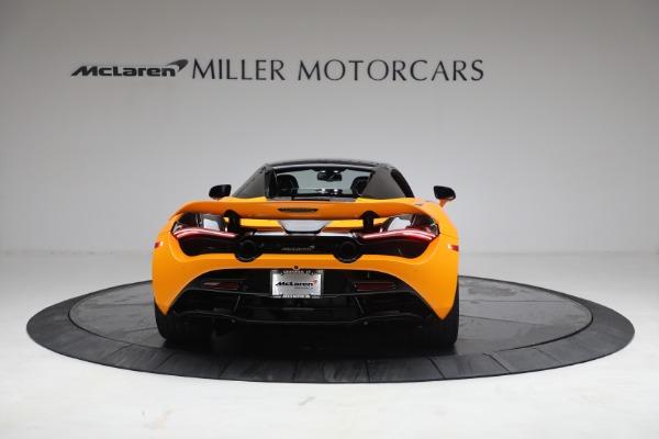 New 2021 McLaren 720S Spider for sale $378,110 at Alfa Romeo of Westport in Westport CT 06880 18